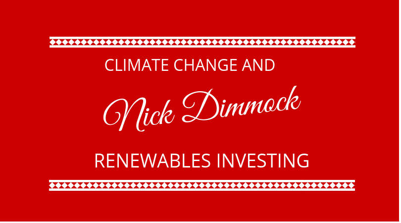 #150 Nick Dimmock Renewables Investing