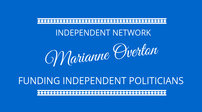 #160 Marianne Overton MBE – Independent Network