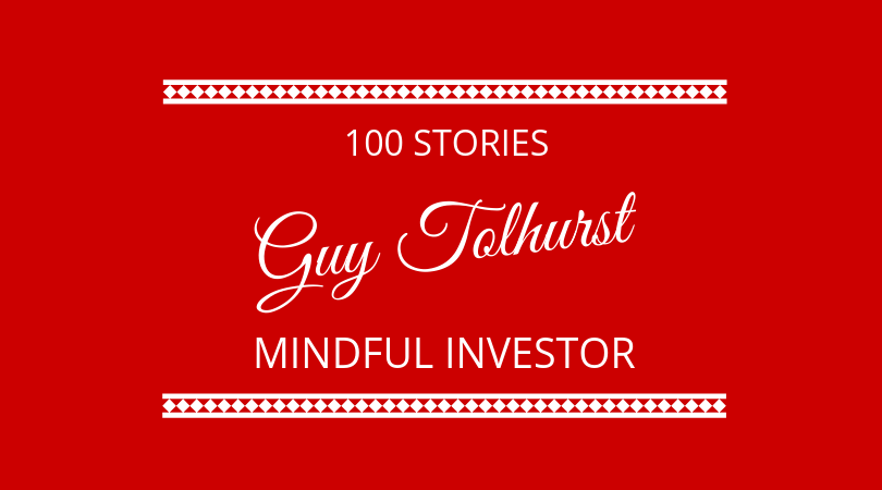 The mindful investor with Guy Tolhurst on the next 100 days podcast