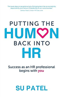 Human into HR, Book, Su Patel, The Next 100 Days Podcast