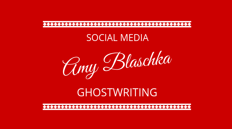 Social media Ghostwriting with Amy Blaschka on the next 100 days podcast with Graham Arrowsmith and Kevin Appleby