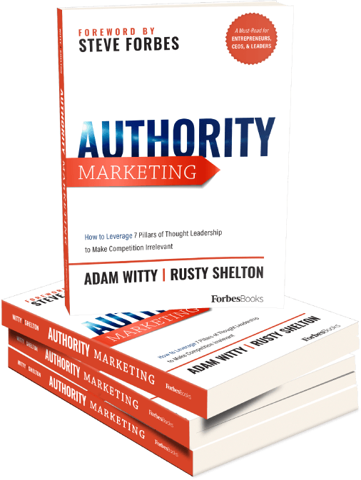 Authority Marketing Book