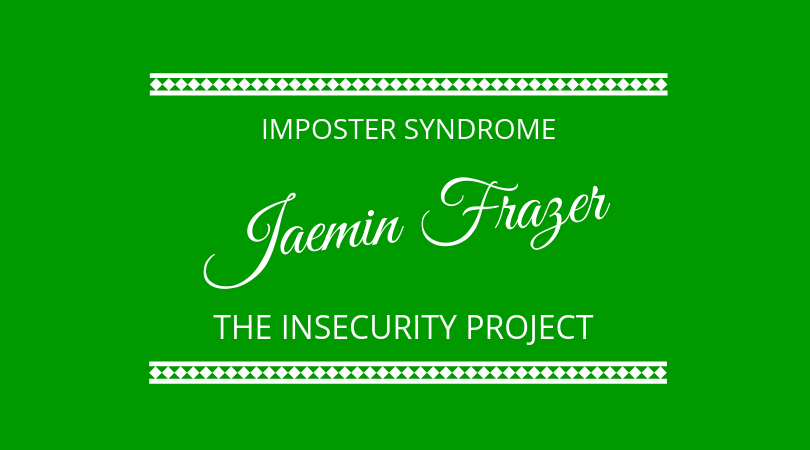 #191 Jaemin Frazer The Insecurity Project