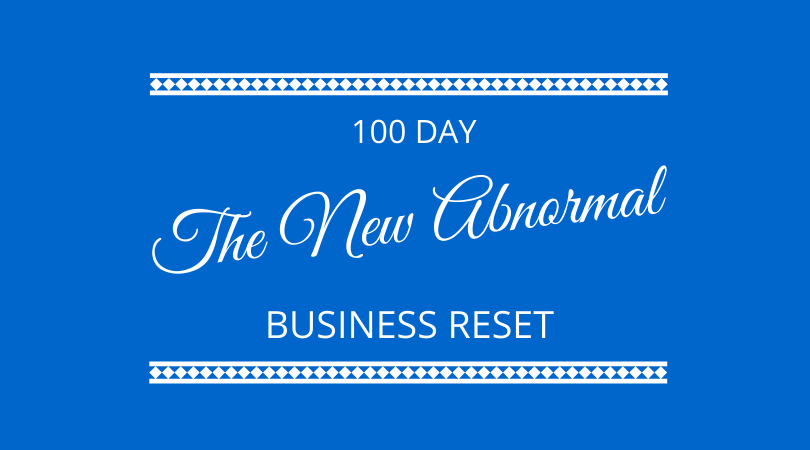How to plan for the new abnormal in the next 100 days with Kevin Appleby