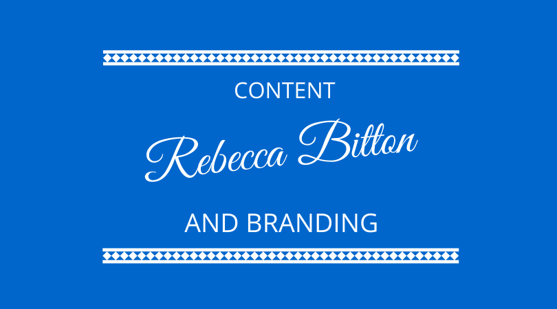 Brasnding and content with Rebecca Bitton on The Next 100 Days Podcast