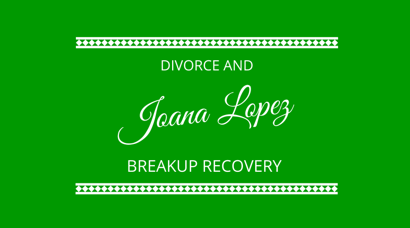 Divorce and breakup recovery with Joana Lopez on The Next 100 Days Podcast