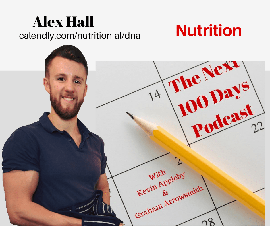 Nutrition, Alex Hall, DNA Nutrition
