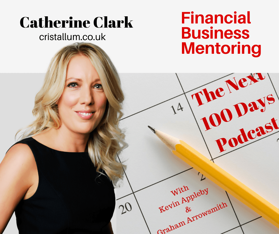 Catherine Clark, Financial Business Mentoring