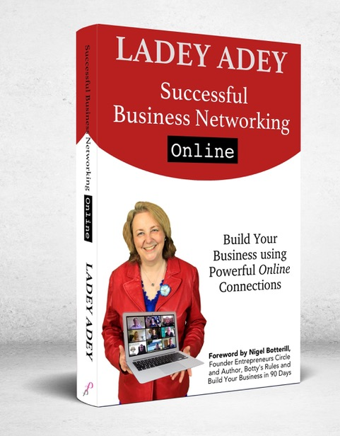 Ladey's new book