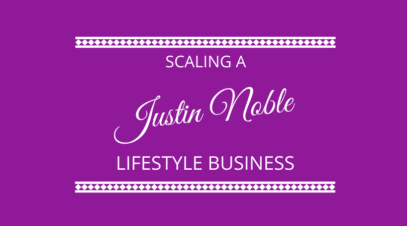 Justin Noble from Scale Model Scenery joins Kevin Appleby and Graham Arrowsmith on the Next 100 Days Podcast to discuss scaling a lifestyle business