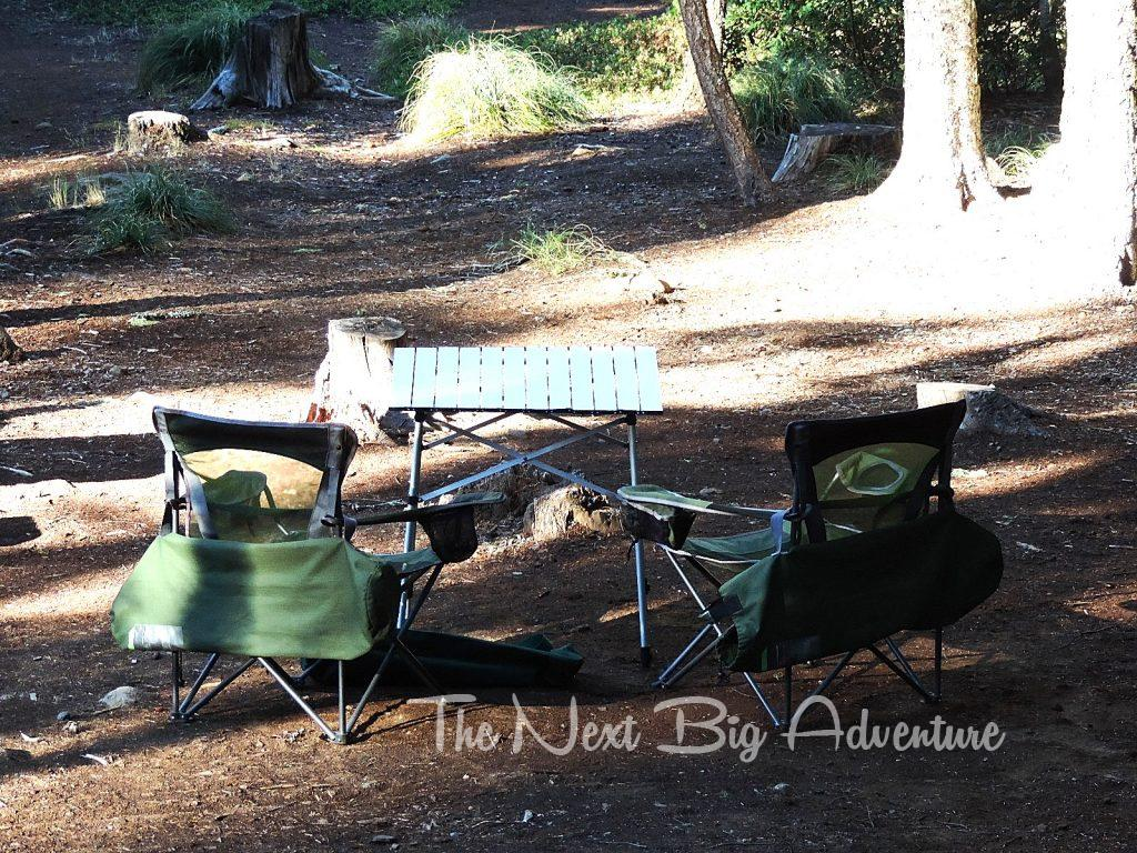 rei camp x chair folding with table a tale of two chairs gear review the next