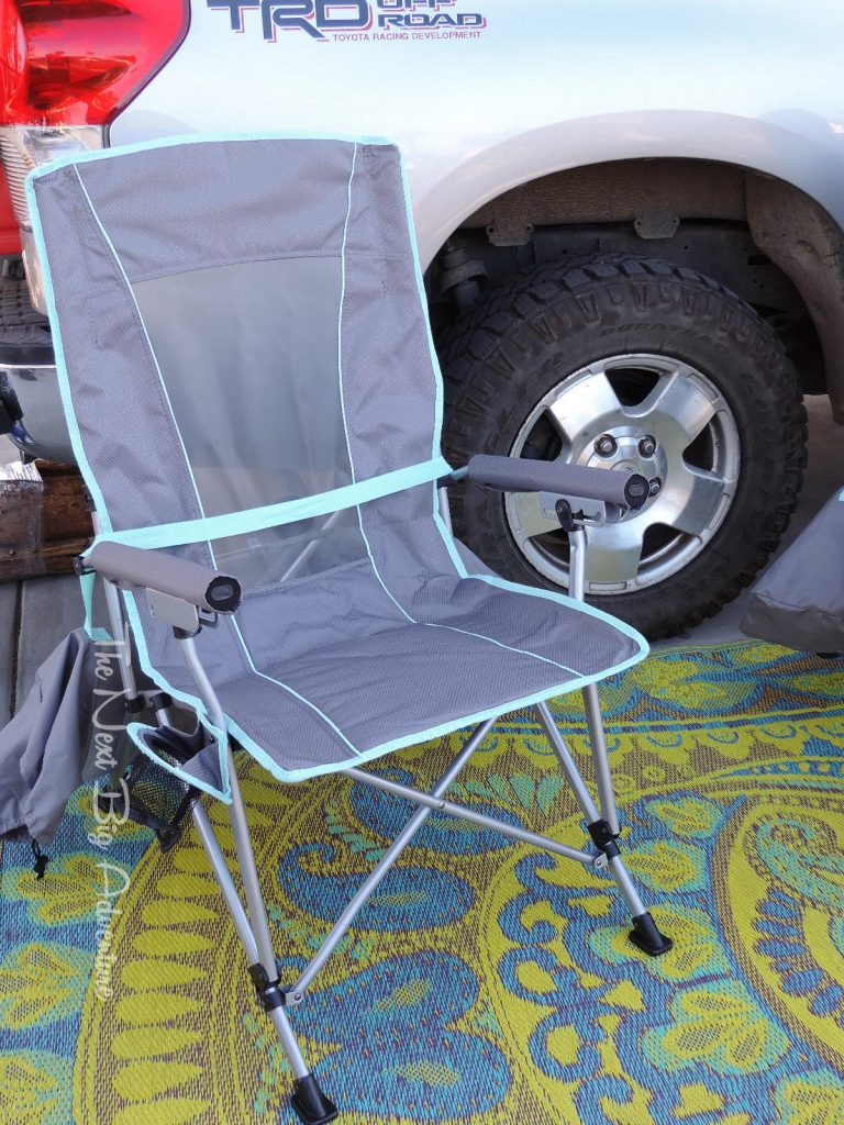 rei camp x chair folding table and chairs a tale of two gear review the next big pros comfortable recline position great for napping or reading they did sit up more than our making dining at easier