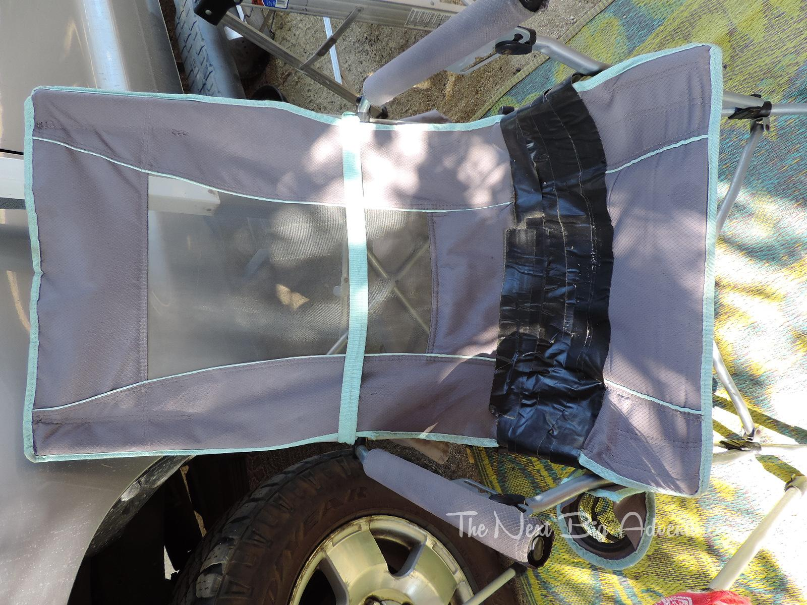 rei camp x chair glider rocking cushion covers a tale of two chairs gear review the next
