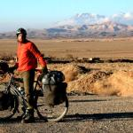 Tim Moss - Cycling Around the World