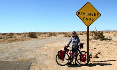 Cycling Around the World