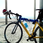 Cycling Around Masirah Island On Christmas Day