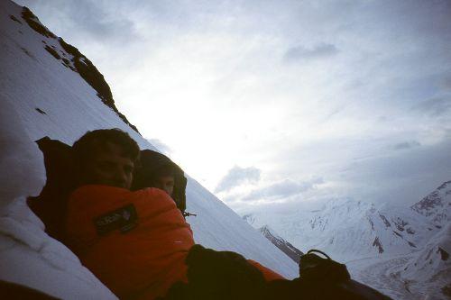 The Death Slide, Kyrgyzstan