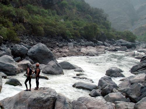 Planning a River Expedition