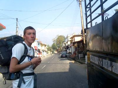 10 Tips For Your First Hitch-Hiking Expedition - Steve Dew-Jones