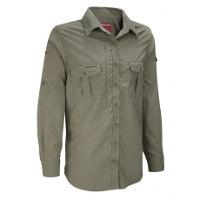 Base Layer Material: Cotton Shirt