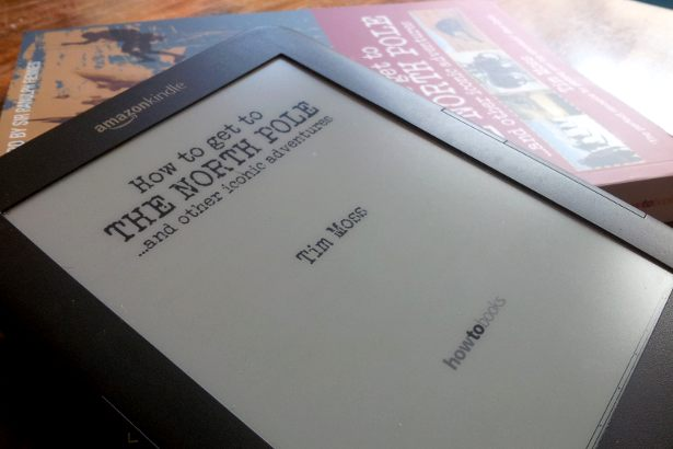 How to Get to the North Pole on Amazon Kindle