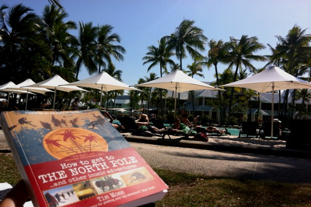 Pina Colada and 'How to Get to the North Pole' in Queensland