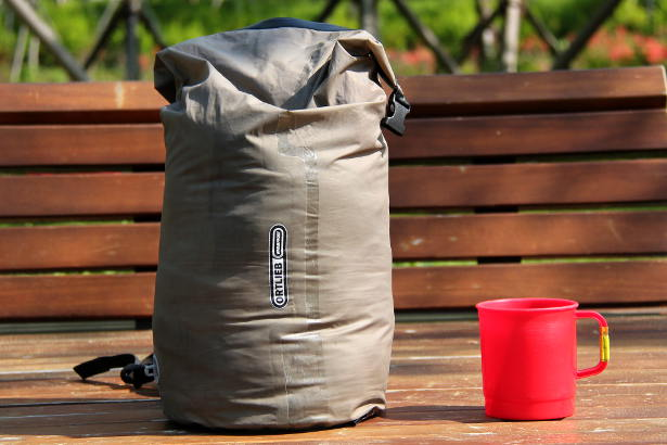 Ortlieb Compression Dry Bag with Straps