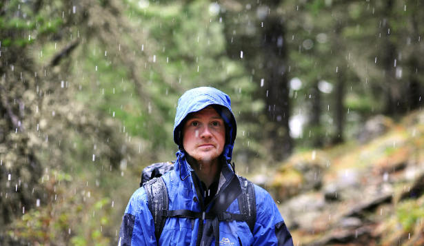 Paclite is dead, long live Goretex Active (Photo: David Tett)