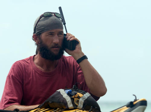 Jason Lewis - Expedition Beard