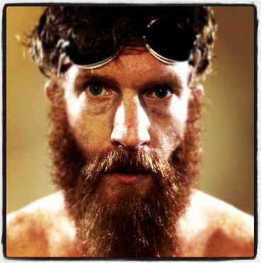 Sean Conway - Expedition Beard