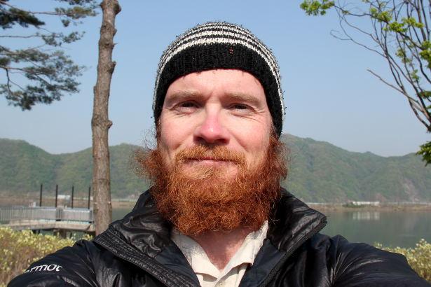 Tim Moss - Expedition Beard
