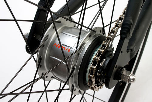 Internal Hub Bicycle Gears