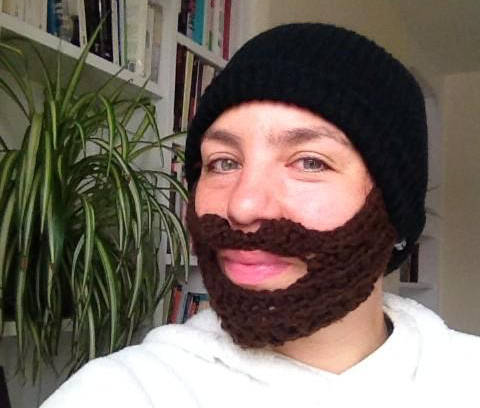 Expedition Beard - Emily Chappell