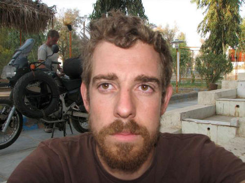 Expedition Beard - Johno Ellison