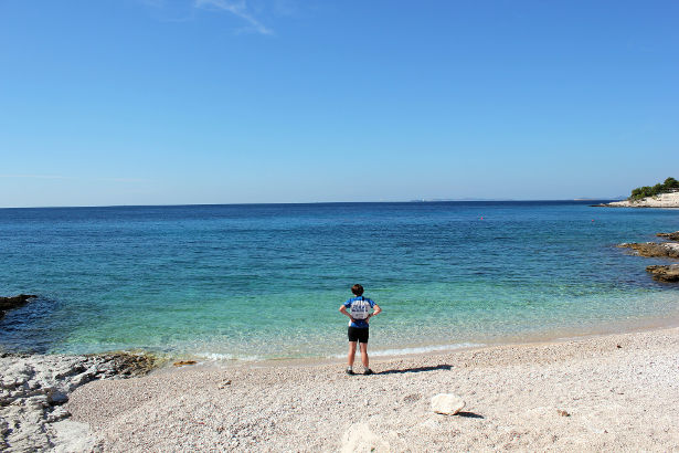 Cycling to the Adriatic Coast