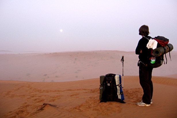 How To Plan An Expedition - Crossing the Wahiba desert