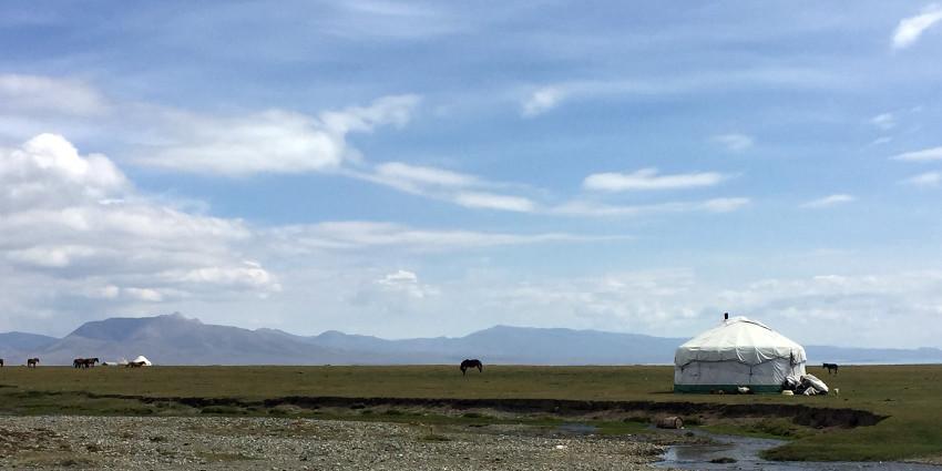 Jenny Tough - Running Across Kyrgyzstan