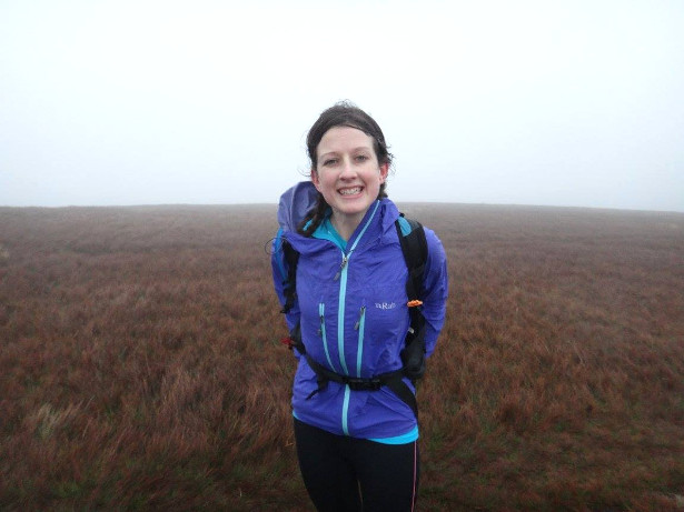 Libby Kerr - Running all the Munros