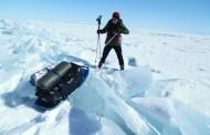 Video of Walking Across Lake Baikal