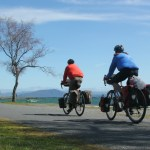 Cycling Around Lake Taupo, New Zealand