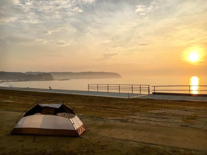 Walking Japan's Tsunami-Affected Coastline - Robin Lewis