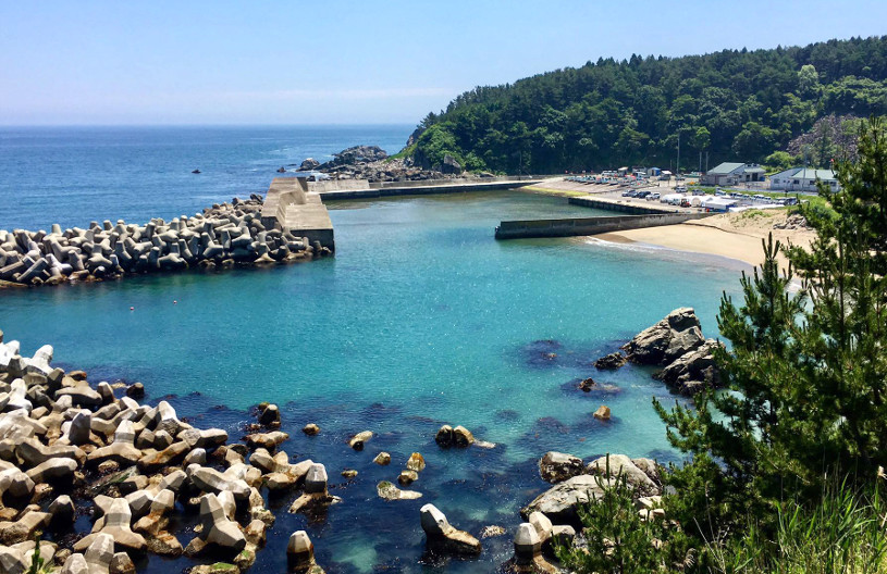 Walking Japan's Tsunami-Affected Coastline - Robin Lewis