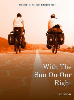 With The Sun On Our Right - Draft design 4
