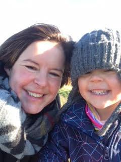 Eilidh & Elsie Archibald - Three munros at three years old