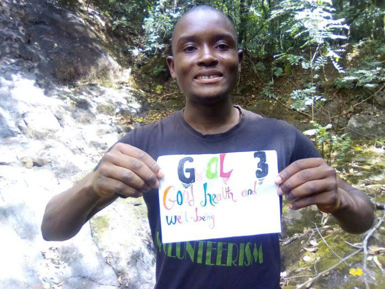 Eric Mbotiji - Mount Cameroon