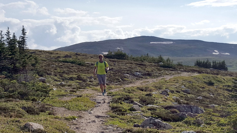 Hajo Späthe - Canadian Rockies IronMan