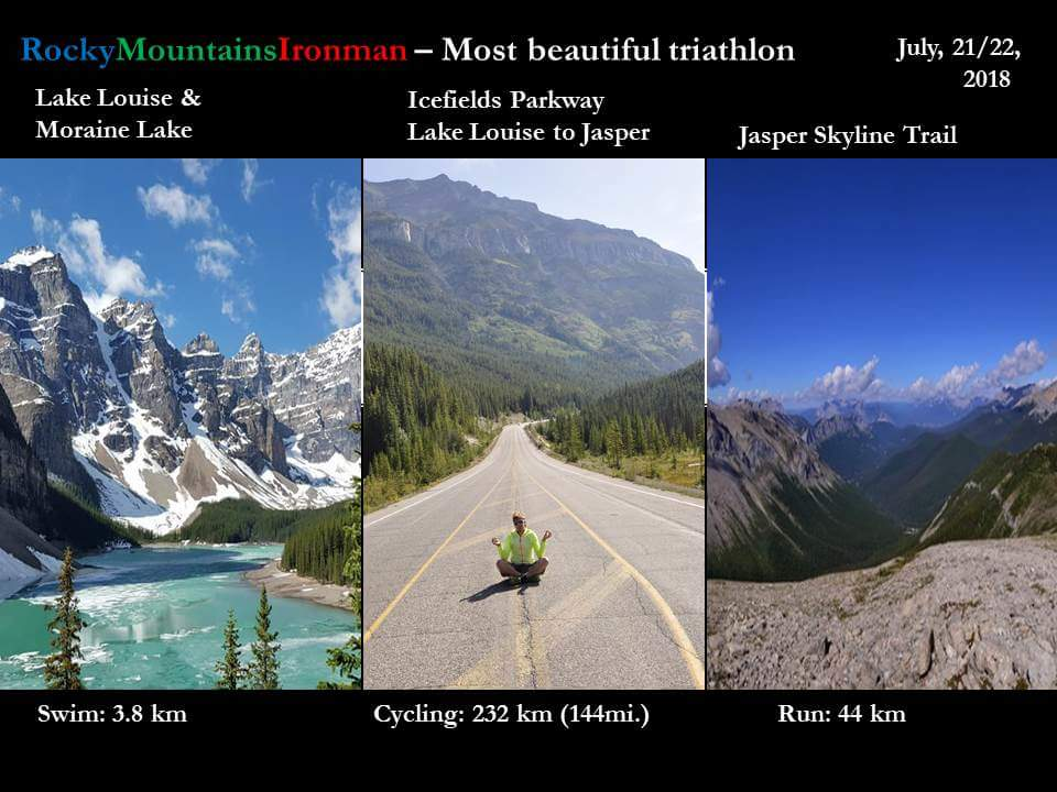 A Homemade 'IronMan' in the Candian RockiesThe Next