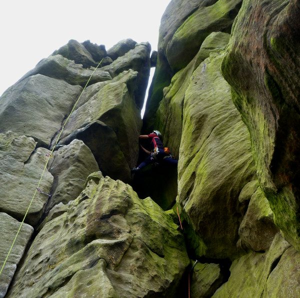 Oli Warlow - Classic Rock climb and cycle
