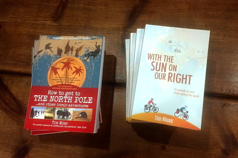 How to Get to the North Pole and With the Sun On Our Right