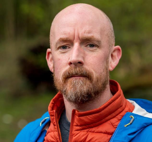 Dave Wilson - Cricumnavigating Northumberland